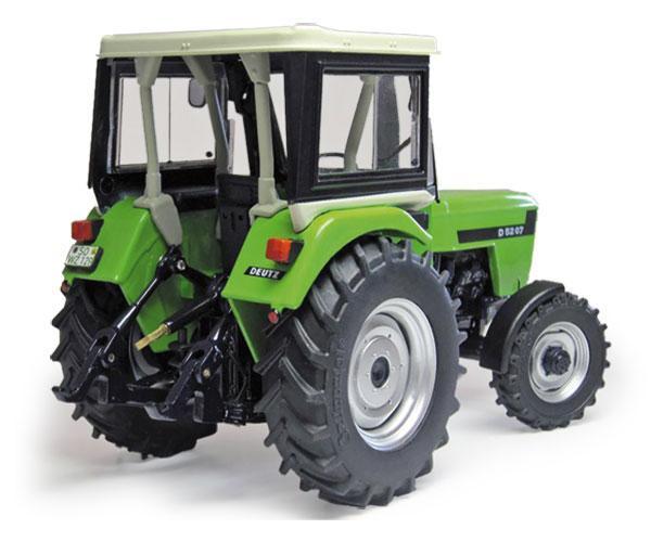 WEISE TOYS 1:32 Tractor DEUTZ-FAHR D 52 07 A - Ítem1