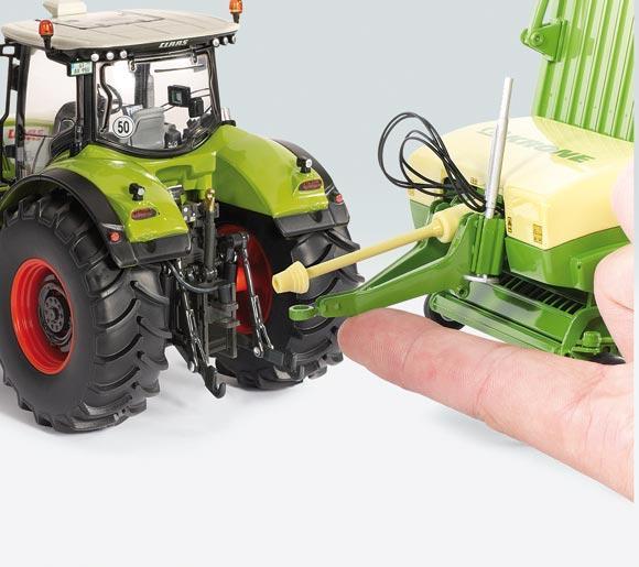 Replica tractor CLAAS Axion 950 - Ítem2