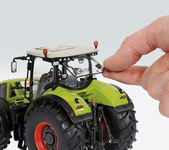 Replica tractor CLAAS Axion 950 - Ítem4