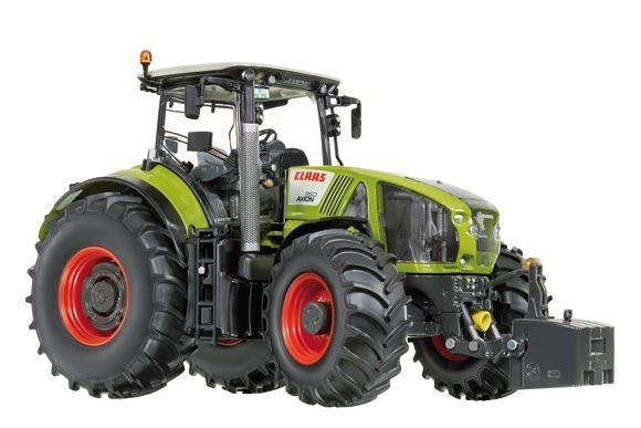 Replica tractor CLAAS Axion 950