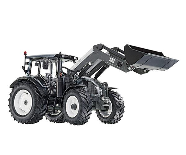Replica tractor VALTRA N13 con pala