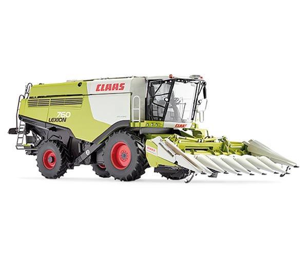 Replica cosechadora CLAAS Lexion 760