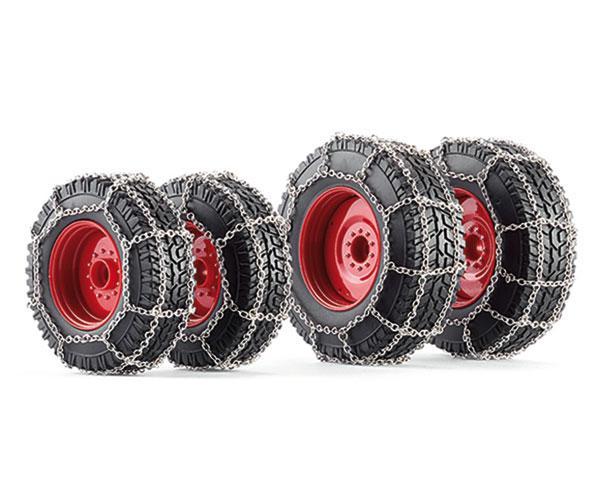 Cadenas para ruedas tractor Fendt 828 (WI7345) Wiking 77391