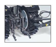 Replica tractor VALTRA T174 con pala Wiking 77815 - Ítem2