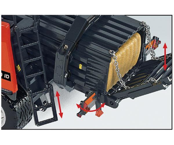 Replica empacadora KUHN LSB 1290 iD Wiking 77819 - Ítem1