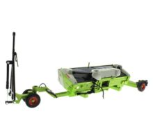 Réplica segadora CLAAS Direct Disc 520 con carro Wiking 7825 - Ítem3