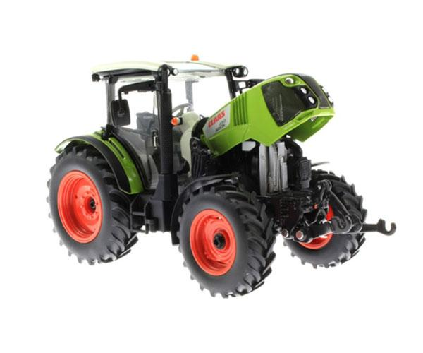 Réplica tractor CLAAS 430 con pala120 Wiking 77829 - Ítem2