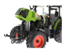 Réplica tractor CLAAS 430 con pala120 Wiking 77829 - Ítem3