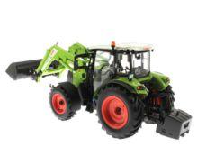 Réplica tractor CLAAS 430 con pala120 Wiking 77829 - Ítem5