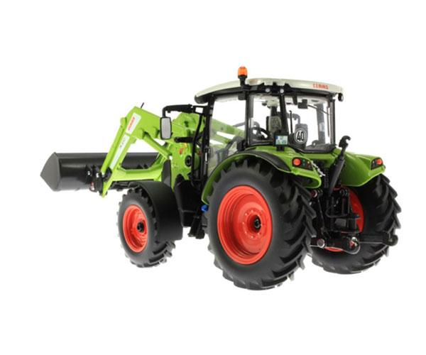 Réplica tractor CLAAS 430 con pala120 Wiking 77829 - Ítem6