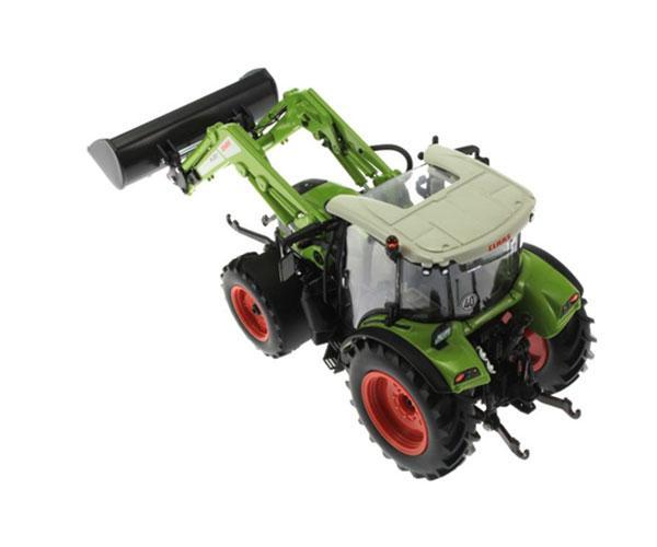 Réplica tractor CLAAS 430 con pala120 Wiking 77829 - Ítem7