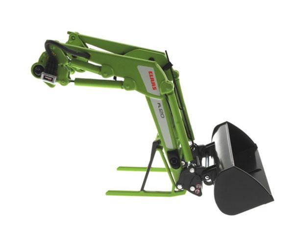 Réplica tractor CLAAS 430 con pala120 Wiking 77829 - Ítem8