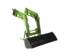 Réplica tractor CLAAS 430 con pala120 Wiking 77829 - Ítem9