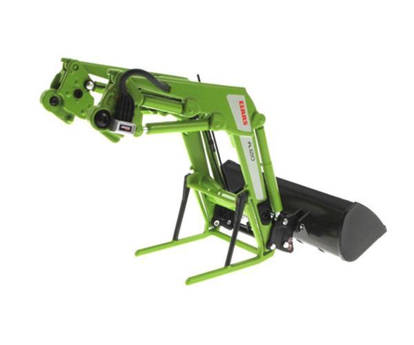 Réplica tractor CLAAS 430 con pala120 Wiking 77829 - Ítem10