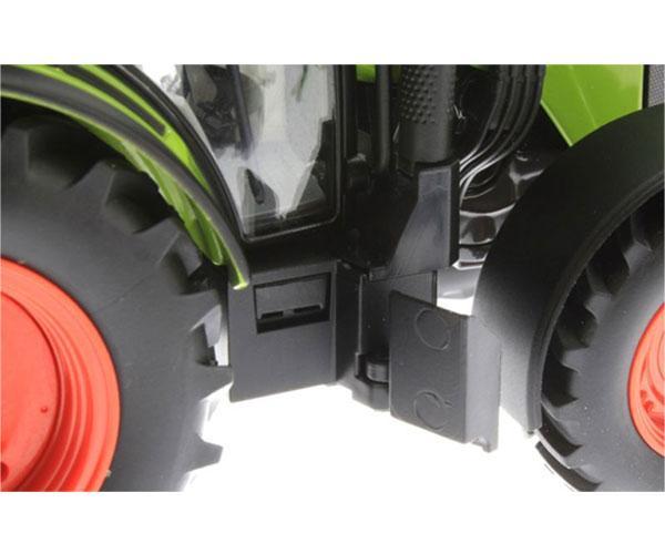 Réplica tractor CLAAS 430 con pala120 Wiking 77829 - Ítem12