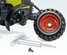 Réplica tractor CLAAS 430 con pala120 Wiking 77829 - Ítem15