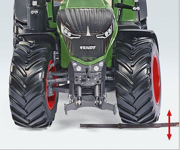 WIKING 1:32 Tractor FENDT 1050 Vario con ruedas gemelas - Ítem1