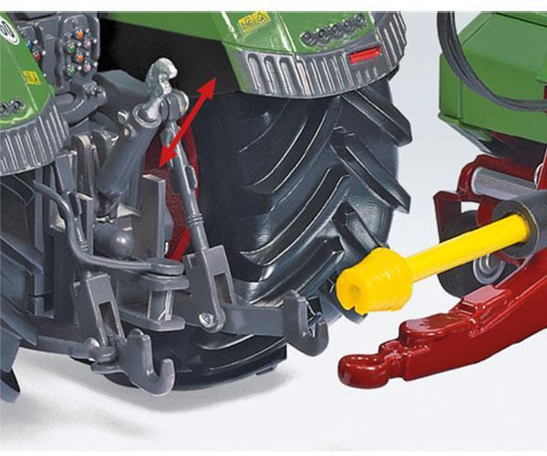 WIKING 1:32 Tractor FENDT 1050 Vario con ruedas gemelas - Ítem3