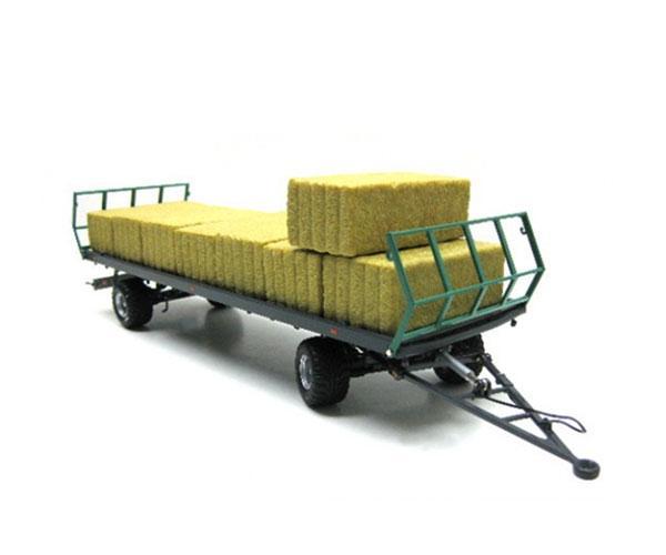 WIKING 1:32 Remolque transporte de pacas OEHLER 7831 - Ítem2