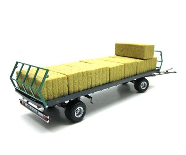 WIKING 1:32 Remolque transporte de pacas OEHLER 7831 - Ítem3