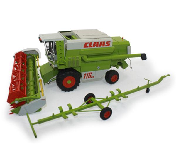 WIKING 1:32 Cosechadora CLAAS Commandor 116 CS