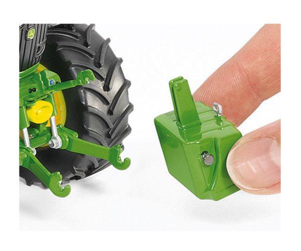 WIKING 1:32 Tractor JOHN DEERE 6250R Wiking 7836 - Ítem4