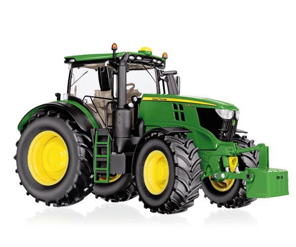 WIKING 1:32 Tractor JOHN DEERE 6250R Wiking 7836