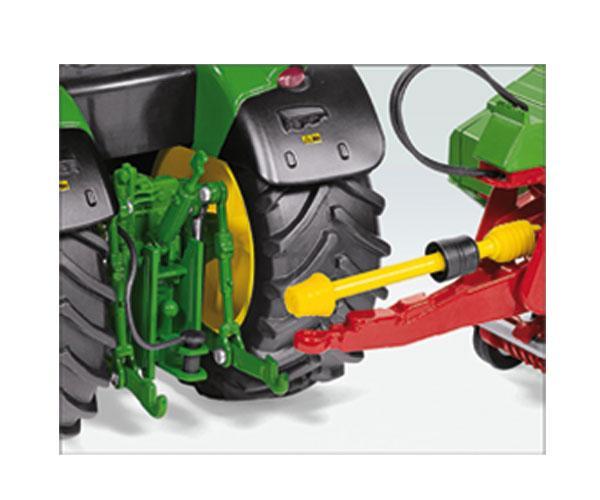 WIKING 1:32 Tractor JOHN DEERE 7310R 7837 - Ítem2