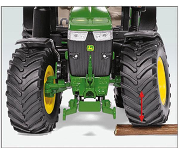 WIKING 1:32 Tractor JOHN DEERE 7310R 7837 - Ítem7