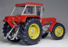WEISE TOYS 1:32 Tractor SCHLÜLER SUPER 1250 V CON CABINA - Ítem1