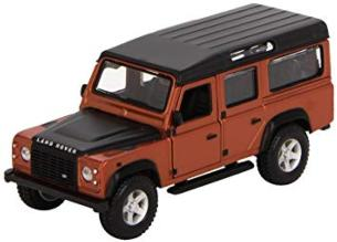 BURAGO 1:32 Land Rover Defender 110