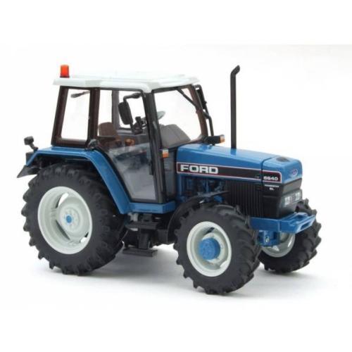 ROS 1:32 Tractor FORD 6640 SL 4WD EDICION LIMITADA
