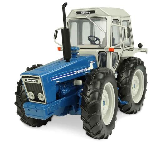 UNIVERSAL HOBBIES 1:32 Tractor FORD COUNTY 1174