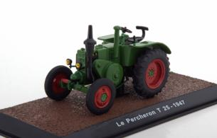 EDITIONS ATLAS 1:32 Tractor LE PERCHERON T25
