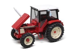 REPLICAGRI 1:32 Tractor INTERNACIONAL 743 4 WD