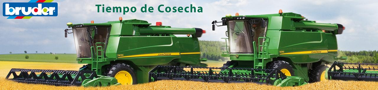 Banner Bruder Tiempo de cosecha