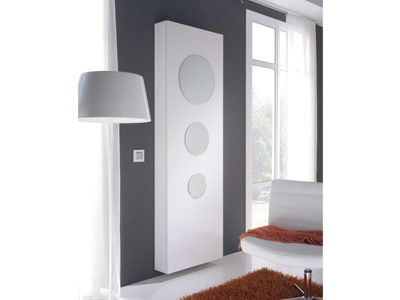 Mueble de zapatos para la pared del dormitorio de alto dise o for Mueble zapatero alto estrecho