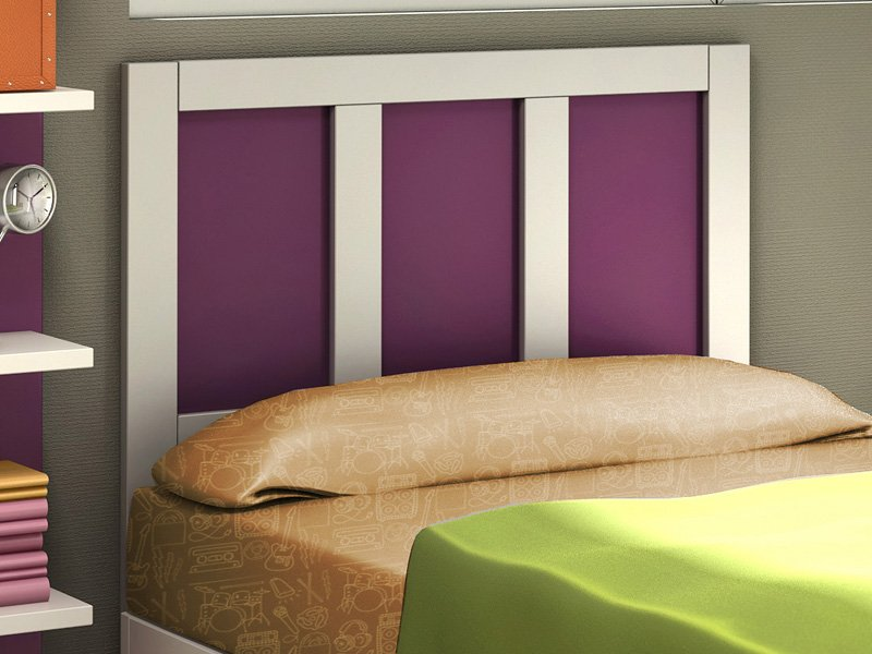 Decoracion mueble sofa cuadro cabecero cama - Cuadros cabecero cama ...