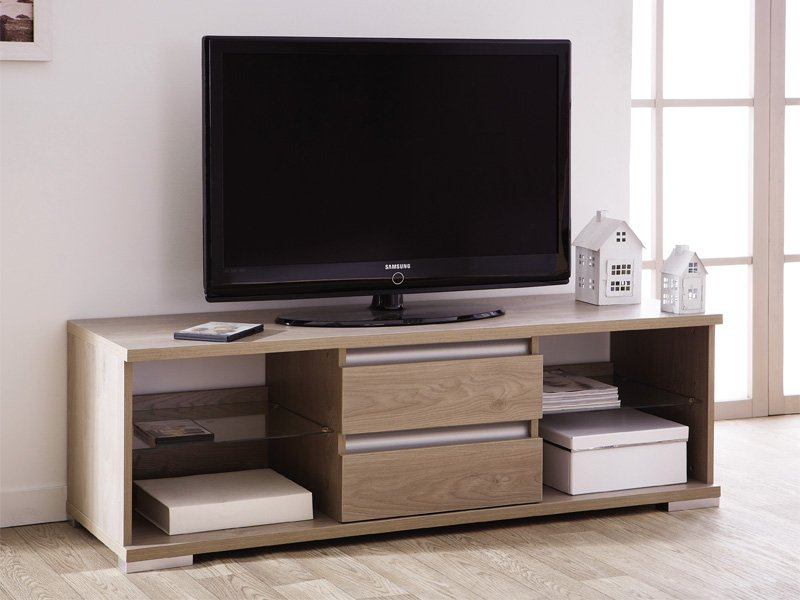 Mesa mueble tv de dise o oferta mueble con mesa para - Diseno de muebles de tv ...