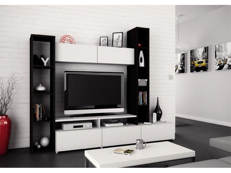 salu00f3n, mueble apilable salon, mueble por modulos salon, mueble salon ...