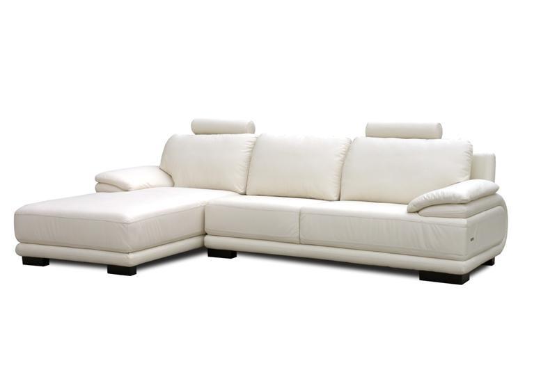 Chaise longue sof de piel venta de sof s sal n piel for Sofa cama chaise longue piel
