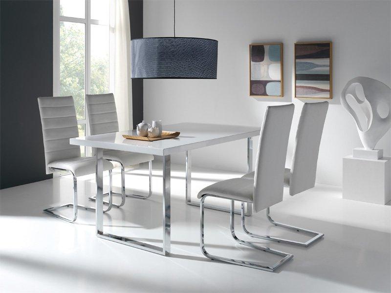 Conjunto de muebles de comedor con un dise o actual y alto - Muebles de comedor de diseno ...