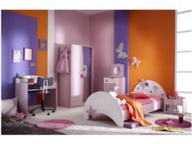 Armario Infantil Para Dormitorio De Ni A
