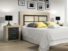 Dormitorio matrimonio Sara Line