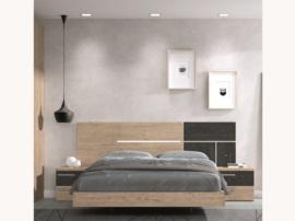 Dormitorio de linea moderna