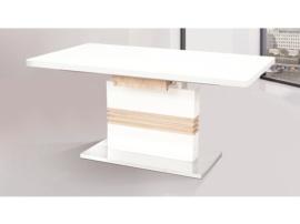Mesa de comedor extensible de diseño moderno