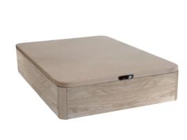 Canapé de madera Zeta con base 3D