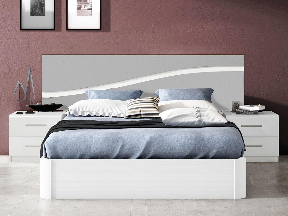 Mueble dormitorio moderno y elegante - Muebles dormitorio moderno ...