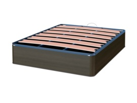 Canapé de madera Zeta multiláminas