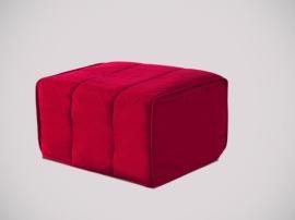 Pouf cama desenfundable